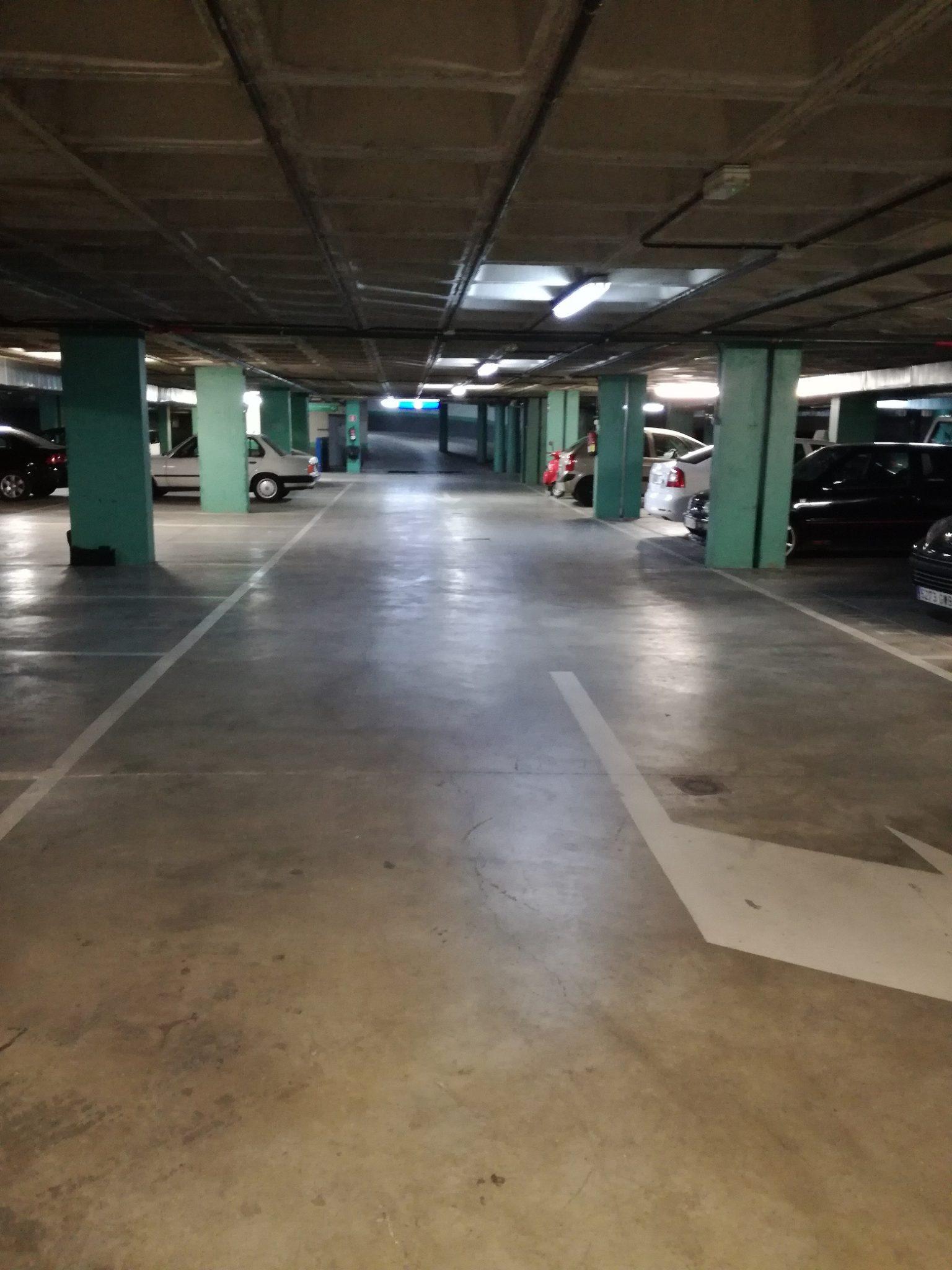inmobiliaria lopez marti alquiler de plaza de garaje en la